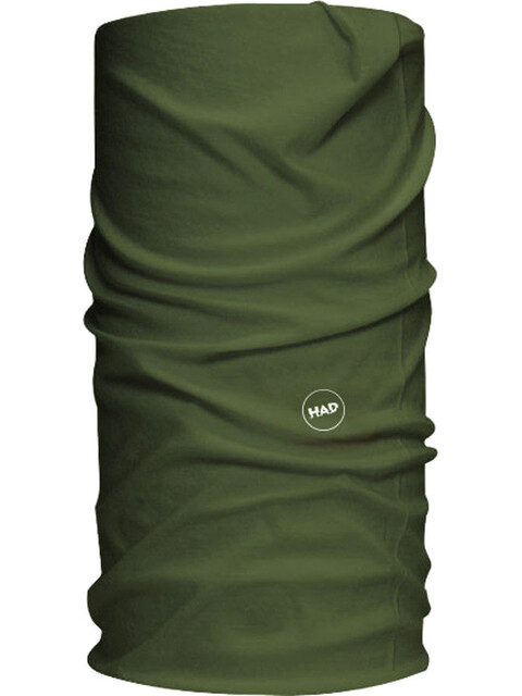 HAD Solid Colours Tube Scarf Army Green